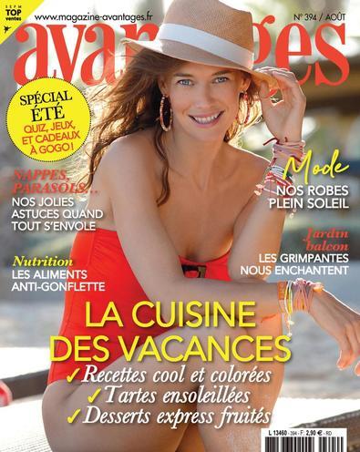 Avantages digital cover