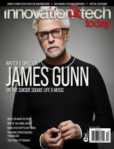 Innovation & Tech Today digital cover