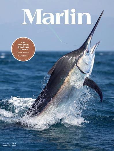 Marlin digital cover