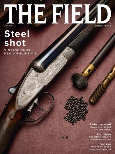 The Field digital cover