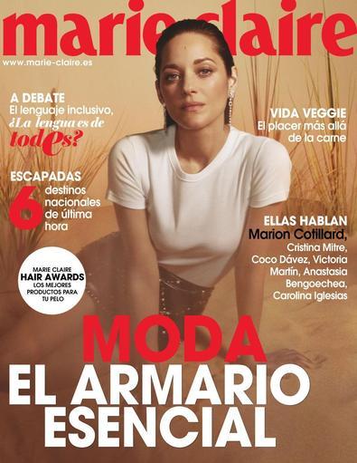 Marie Claire - Espana digital cover