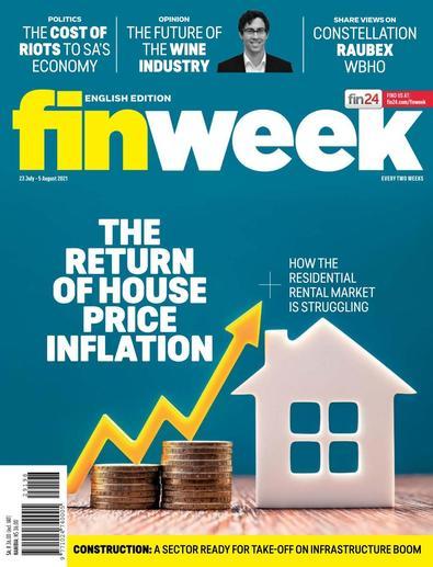 Finweek - English digital cover