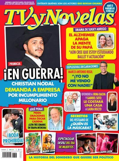 TVyNovelas digital cover
