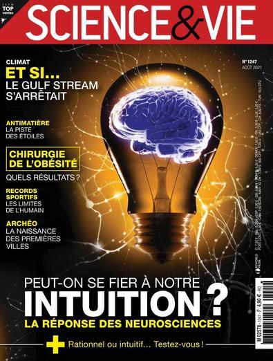 Science & Vie digital cover