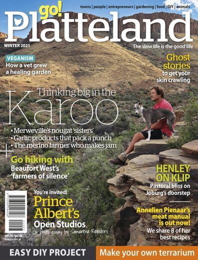go! Platteland digital cover