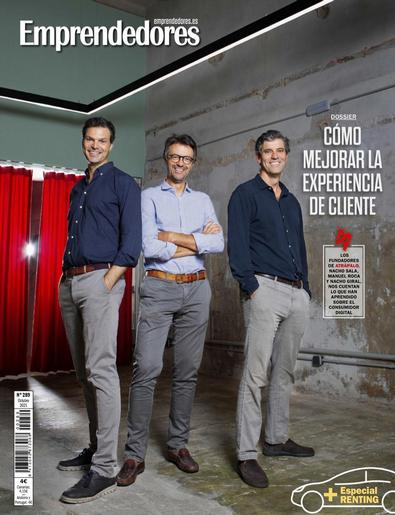 Emprendedores digital cover