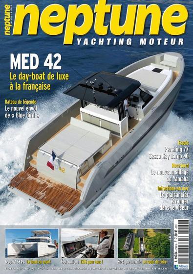 Neptune Yachting Moteur digital cover