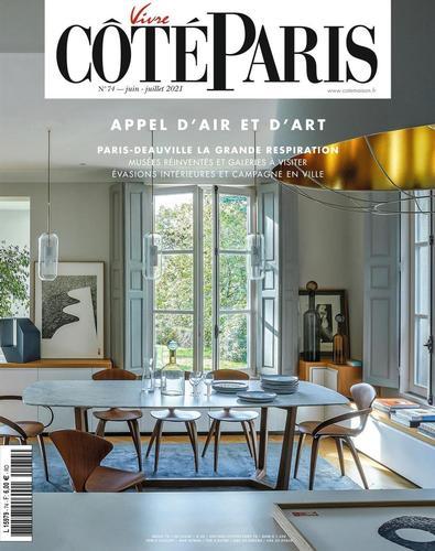 Côté Paris digital cover