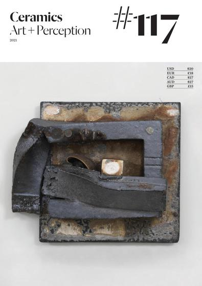 Ceramics: Art and Perception digital cover