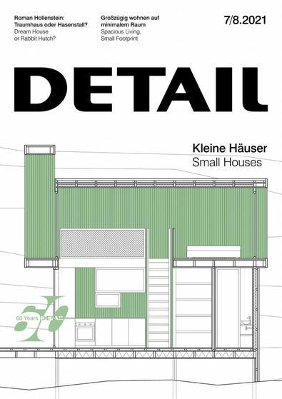 DETAIL digital cover