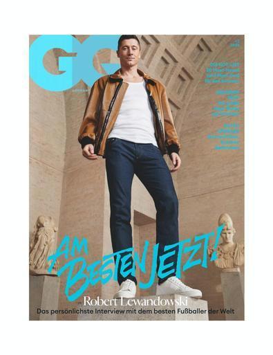 GQ Magazin Deutschland digital cover