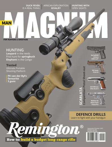 Man Magnum digital cover
