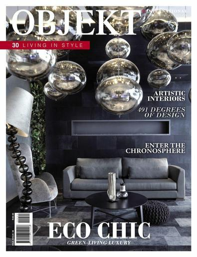 OBJEKT South Africa digital cover