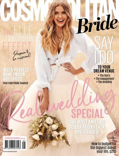 Cosmopolitan Bride Australia digital cover