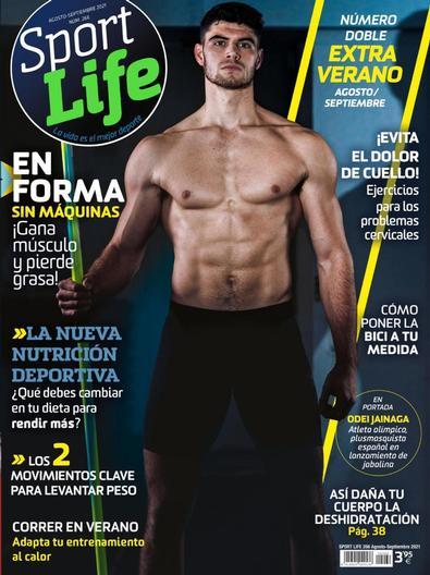 Sport Life digital cover
