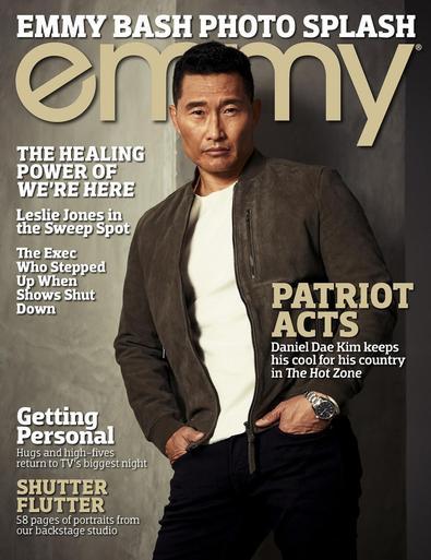 Emmy Magazine digital cover