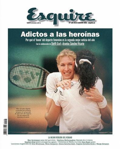 Esquire - España digital cover