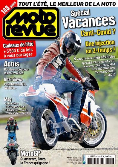Moto Revue digital cover