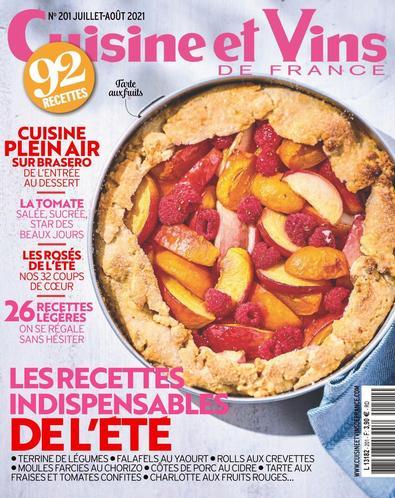 Cuisine et Vins de France digital cover