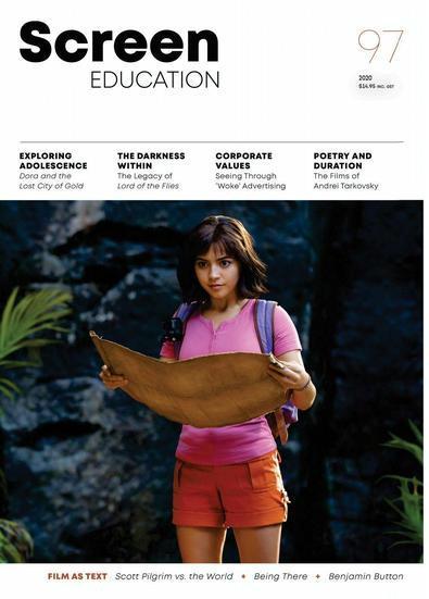 Screen Education digital cover