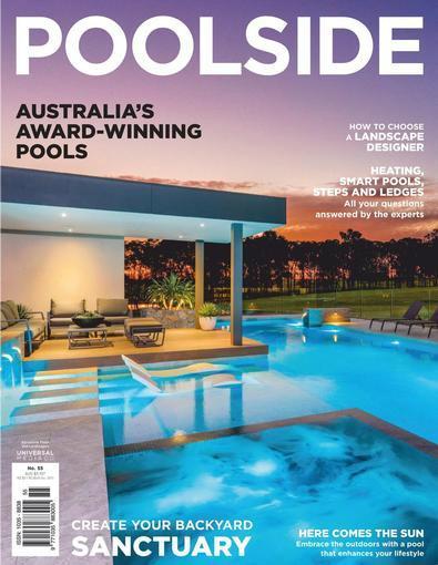 Poolside digital cover