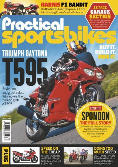 Practical Sportsbikes digital cover