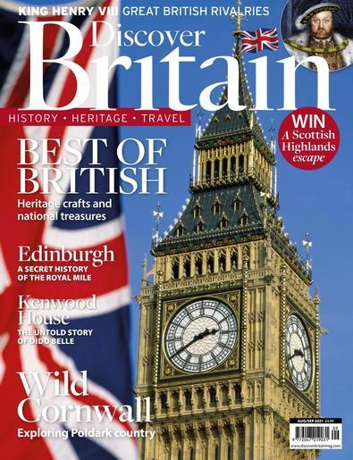 Discover Britain digital cover