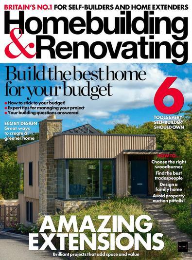 Homebuilding & Renovating digital cover