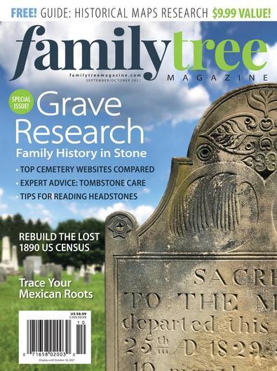 Family Tree USA digital cover