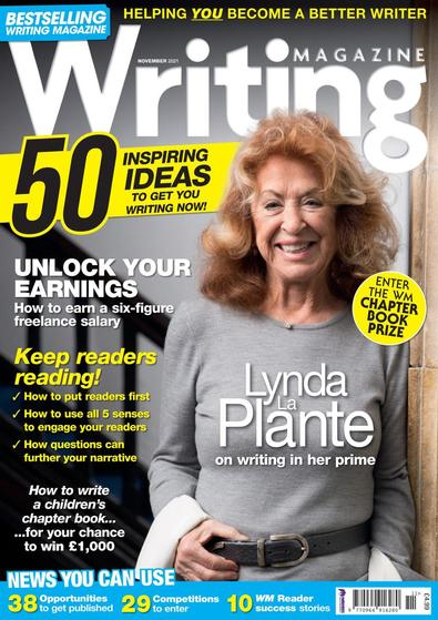 Writing Magazine digital cover
