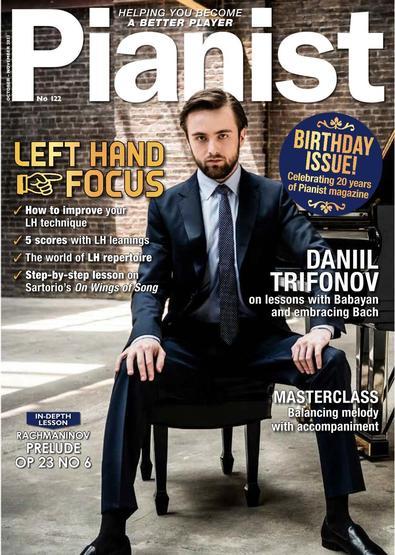 Pianist digital cover