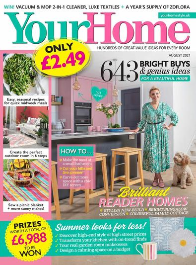 Your Home digital cover