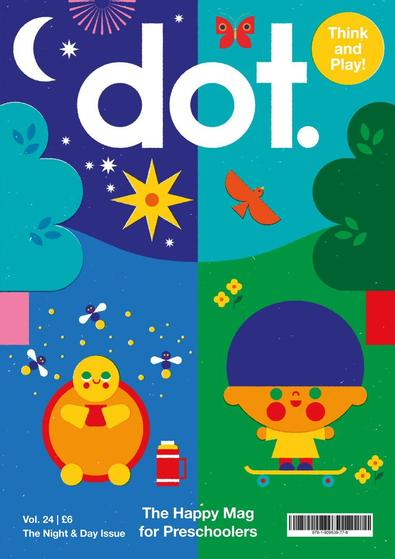 DOT Magazine digital cover