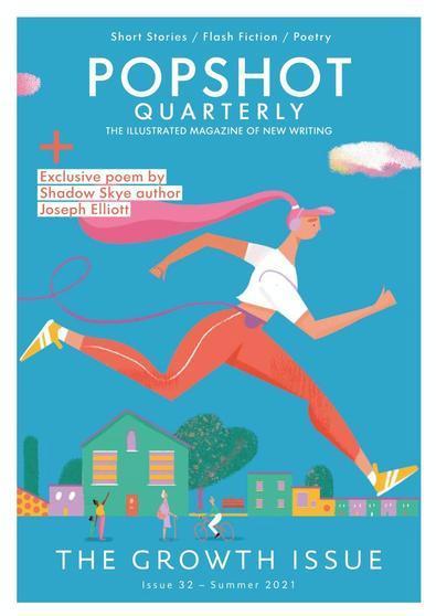Popshot Magazine digital cover
