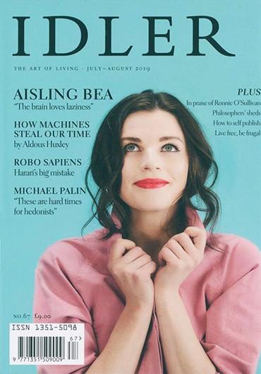 Idler magazine cover