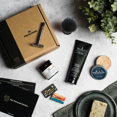 The Personal Barber Classic Wet Shave cover