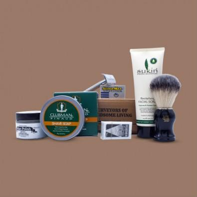 The Personal Barber Classic Wet Shave