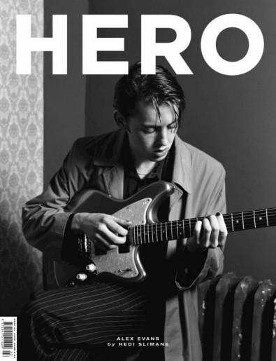 Hero magazine cover