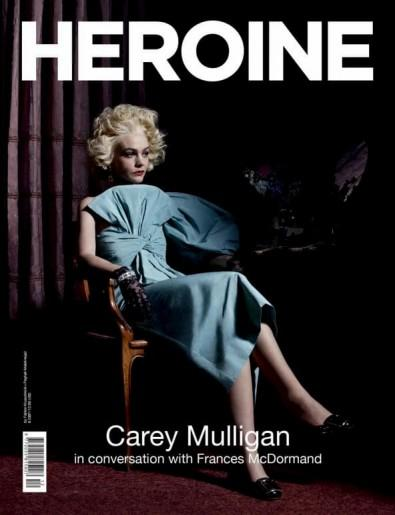 Heroine magazine cover