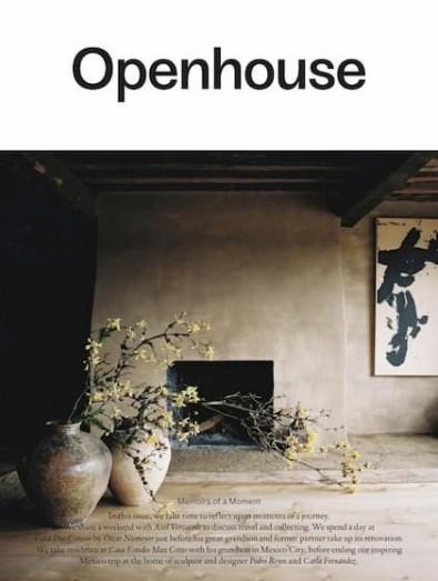 Openhouse magazine cover