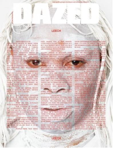 Dazed & Confused magazine cover