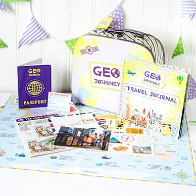 Geo Journey cover