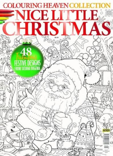 Colouring Heaven Collection: Nice Little Christmas cover