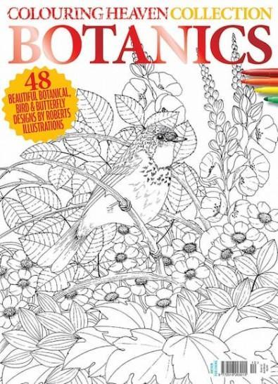Colouring Heaven Collection: BOTANICS cover