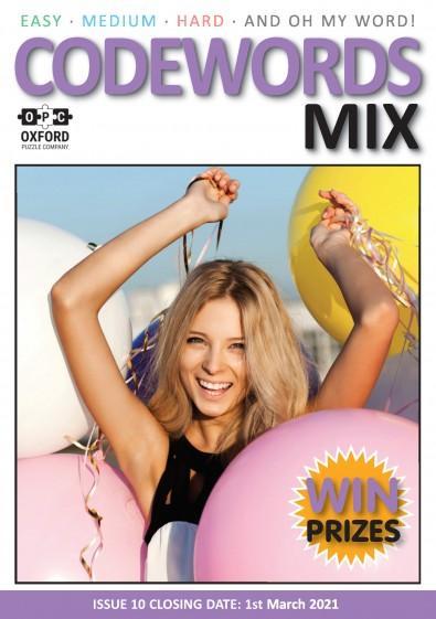 Codewords Mix magazine cover