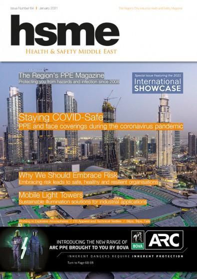 HSME magazine cover