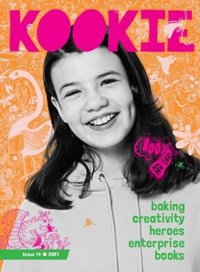 Kookie magazine cover