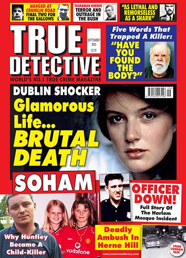 True Detective magazine cover