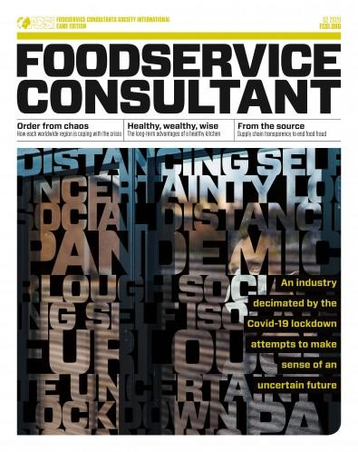 Foodservice Consultant magazine cover