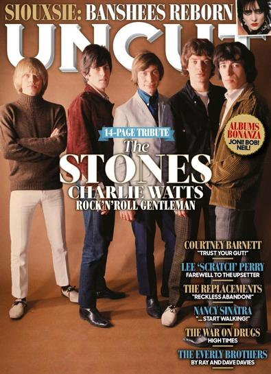 Uncut magazine cover
